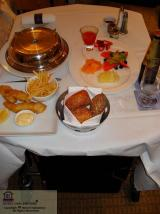 SOFITEL WENTWORTH SYDNEY - PHOTO 14 ROOM SERVICE DINNER TROLLEY